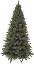 Triumph Tree smalle kunstkerstboom forest frosted maat in cm: 185 x 102 blauw