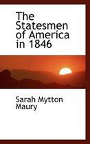 The Statesmen of America in 1846