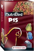 Nutribird P15 Tropical Onderhoudsvoeder - 1 Kg - Papegaaienvoer