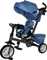 EasyTrike - Grow Deluxe 7 in 1 - Blauw