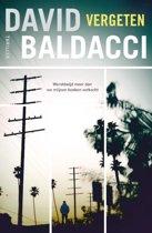 Boek cover John Puller 2 - Vergeten van David Baldacci (Paperback)