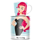 Mug desined by Astrid Muller 2015