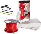 Raychem T2Red vloerverwarming - Installatiepakket laminaatvloeren 10m2