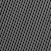 Intergard Wilgenmatten wilgenmat composiet grijs 1x3m voor balkon