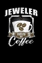 Jeweler Fueled by Coffee