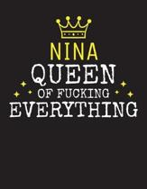 NINA - Queen Of Fucking Everything