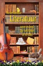 Nederlandse literatuur voor in bed, op het toilet of in bad