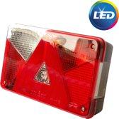 Multipoint 5 - Achterlicht - 5 polig - Links - LED achterlicht en remlicht