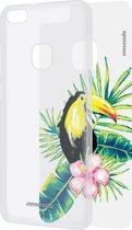 mmoods transparent cover met 1 insert Tropical -  voor Huawei P10 Lite