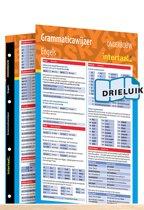 Grammaticawijzer Engels onderbouw uitklapkaart