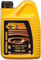 1 L flacon Kroon-Oil Emperol Diesel10W-40 - 34468