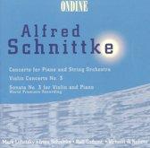 Piano Concerto, Violin Concert