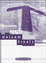 Unicom Finals 2nd edition 4/5 Havo Workbook