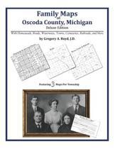 Family Maps of Oscoda County, Michigan