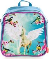 Rugzak Pegasus - Rugzak Vliegend Paard - Meisjes Rugzak - 26 x 28 x 13 cm