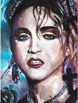 Madonna canvas