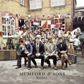 CD cover van Babel van Mumford & Sons