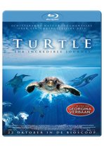 Turtle - The Incredible Journey (dvd)