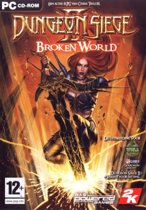 Dungeon Siege 2, Broken World (DVD-ROM) - Windows