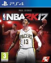 NBA Basketball 2K17 PS4
