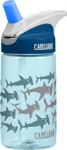 CamelBak Eddy Kids Drinkfles - 400 ML - Blauw (Ham