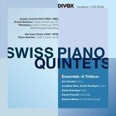 Swiss Piano Quintets