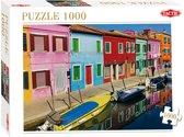Burano Island - Legpuzzel - 1000 Stukjes