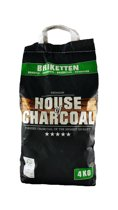 House of Charcoal Briketten - 4 Kg