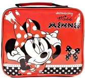 MINNIE MOUSE Miss Minnie Lunchtasje met Isolatie Lunch School Tas