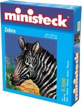 Ministeck: Zebra