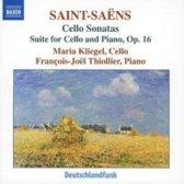 Saint-Saens: Cello Sonatas N.1