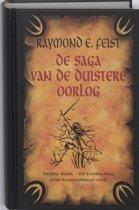 De saga van de Duistere Oorlog / 3 De Toorn van een Waanzinnige God