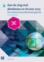 Aan de slag met databases en access 2013