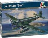 Italeri Ju 52/3 m ''See'' 1:72 Montagekit