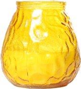 Cosy&Trendy - Lowboy kaarsen geel 40U (6 stuks)