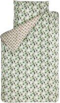 BINK Bedding Toekan dekbedovertrek Groen Junior (120x150 cm + 1 sloop)