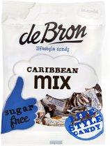 De Bron - Lifestyle Candy Suikervrije Caribbean Toffees