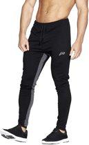 Pursue Fitness Fitnessbroek Pro-fit Heren Zwart/grijs Maat Xl