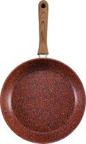Copper Stone Koekenpan - 28cm