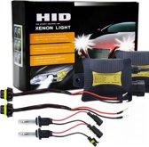 55W 880/881 / H27 4300K HID Xenon Conversion Kit met hoge intensiteit ontladingballast, warm wit