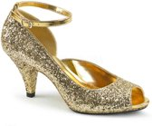 Fabulicious Hoge hakken -37 Shoes- BELLE-381G Goudkleurig