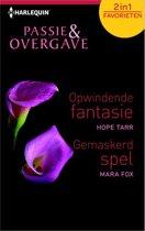 Opwindende fantasie / Gemaskerd spel - Passie en Overgave Favorieten 387, 2-in-1