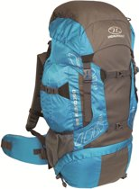 84534d54da8 bol.com | Highlander Expedition W - dames backpack - 60L - paars