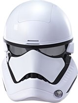 Star Wars The Last Jedi Electronisch First Order Stormtrooper Masker