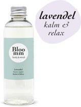 Bloomm Lavendel Saunageur Opgietmiddel, Kalm & Relax. 100ml.