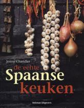 Omslag van 'De Echte Spaanse Keuken'