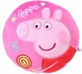 Peppa Pig Rond Kussen Pluche Meisjes Roze 30 Cm