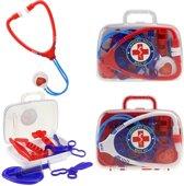 Toi Toys speelset dokter in draagkoffer