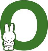 """Nijntje houten letter """"O"""""""