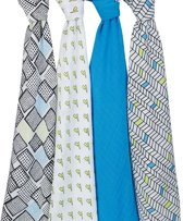 Aden + Anais Swaddle 4-pack Whiz Kid